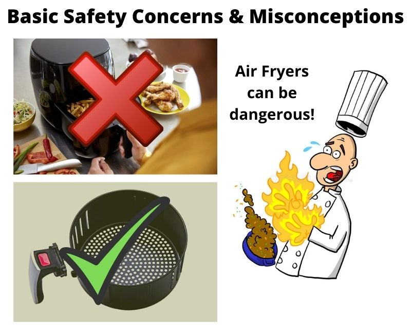 Basic Safety Concerns and Misconceptions