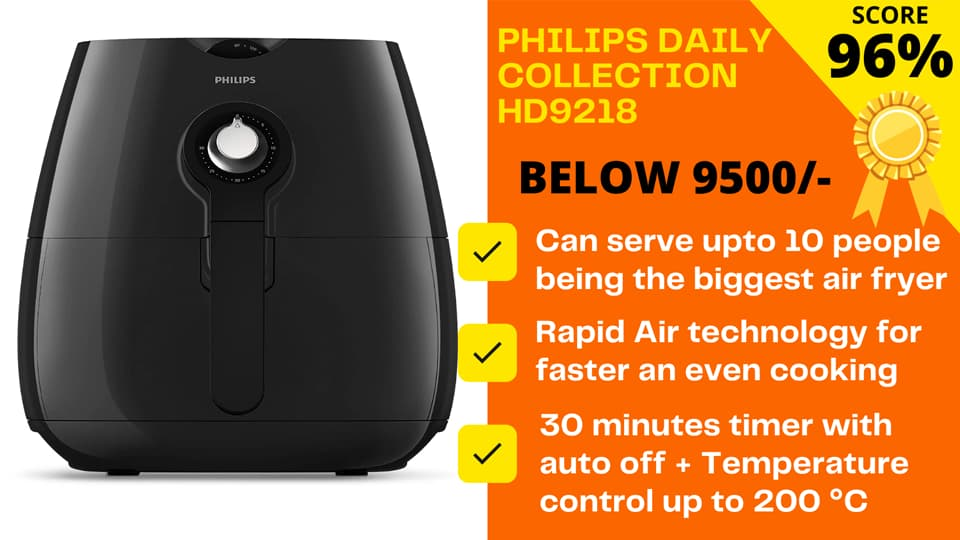 Philips Daily Collection HD9218