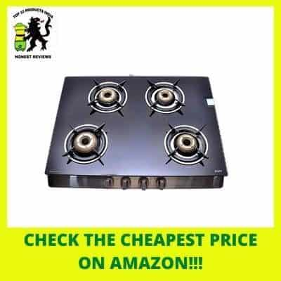 Kaff Gas Stove review
