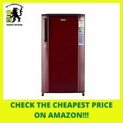 Haier refrigerator review