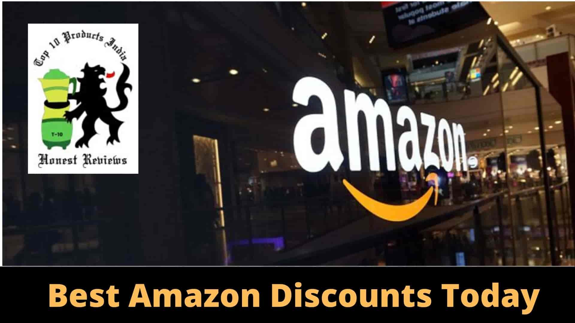 Best Deals On AMAZON Today! {1 Jan 2021}