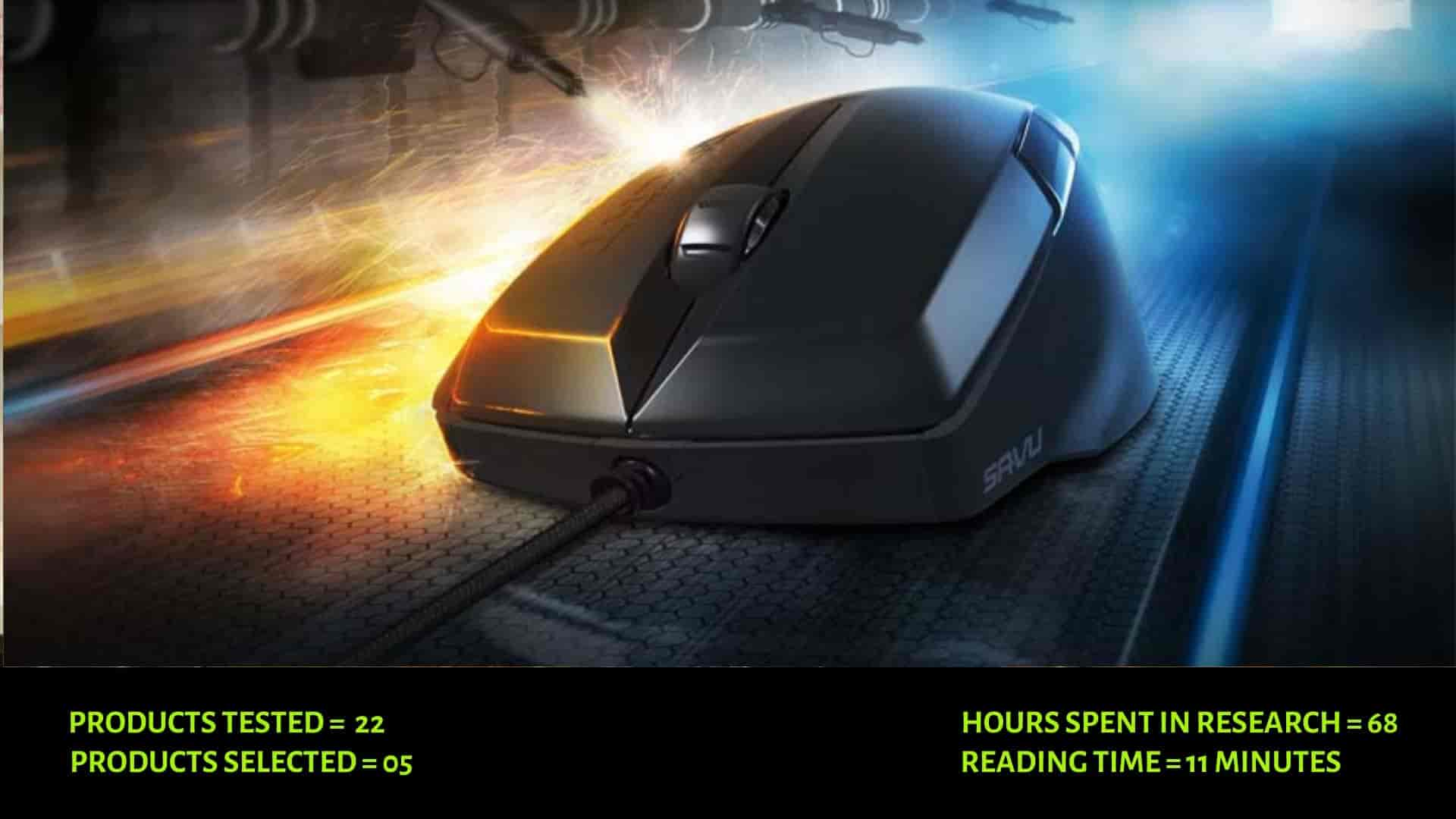 Which Is The Best Gaming Mouse Under 1000 in 2021?