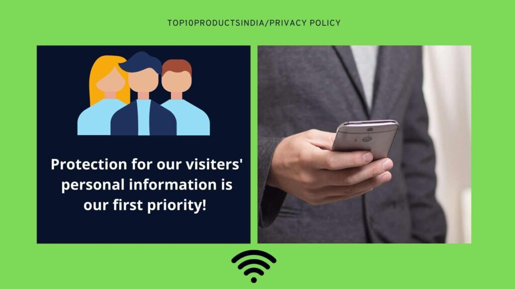 Top10productsindia Privacy policy