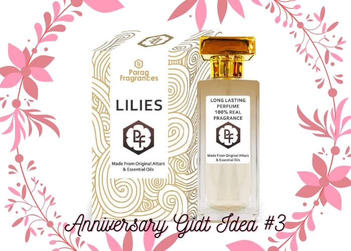 Lilies Perfume