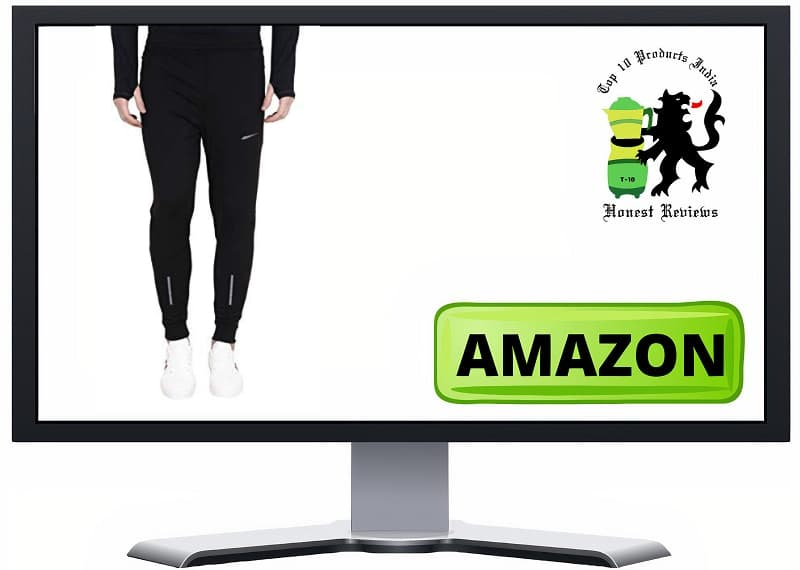 FINZ Men's Slim-Fit Track pants
