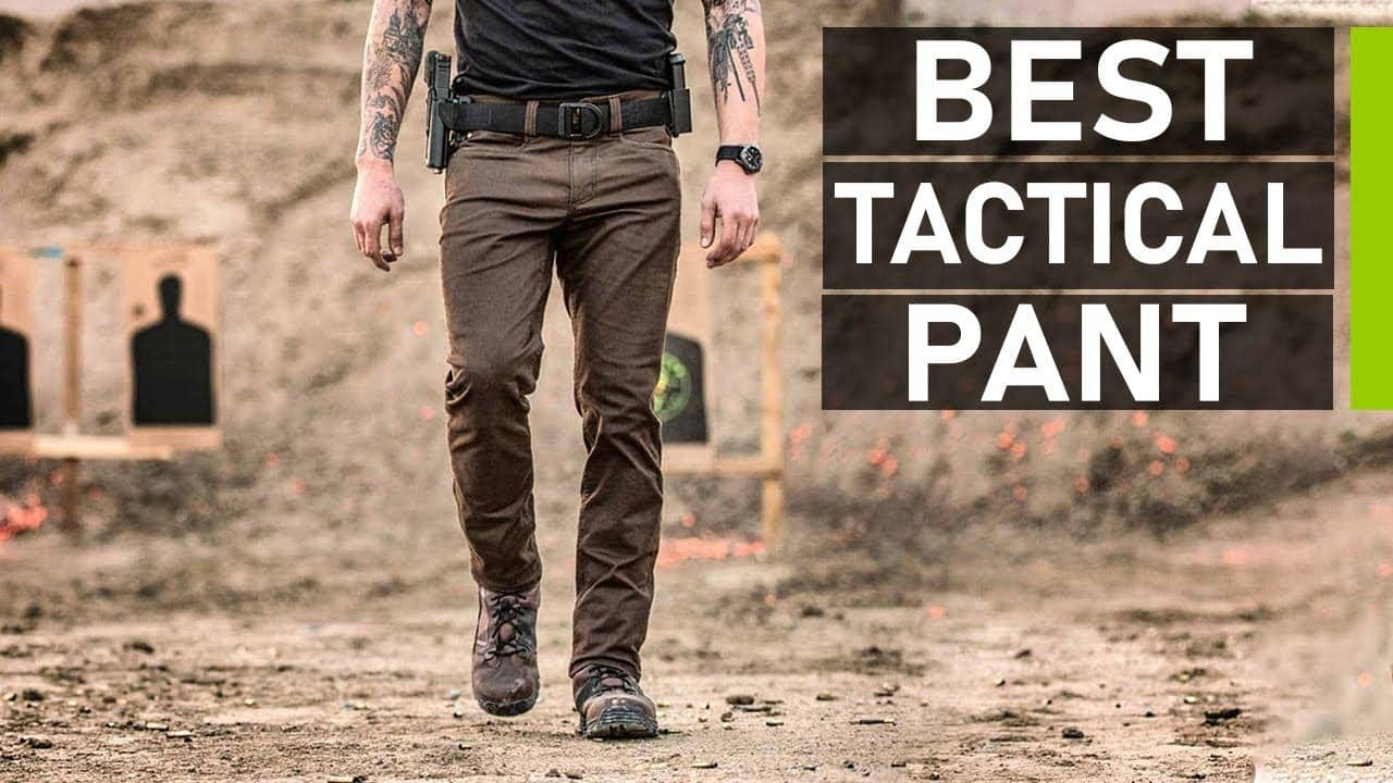 Best Casual Tactical Pants That Are Highly Stylish