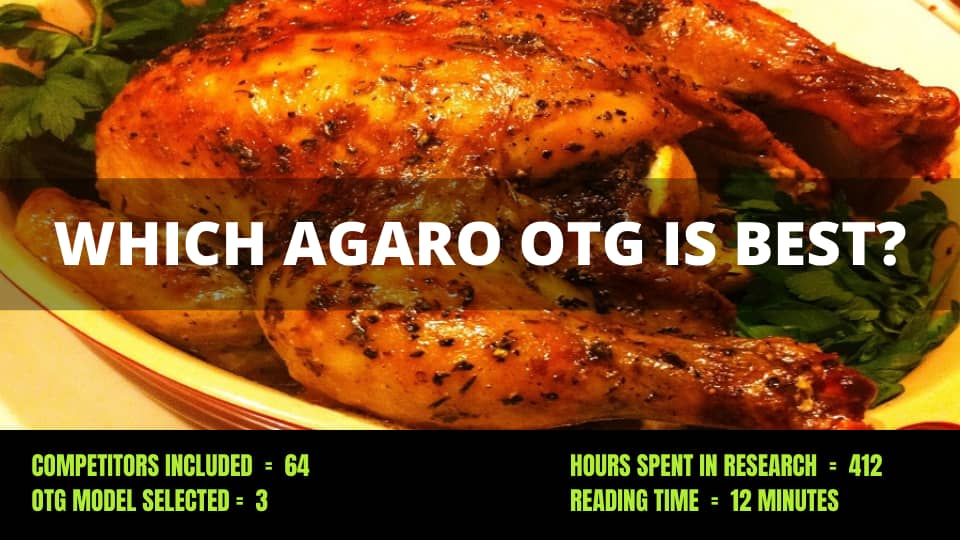 Which Agaro OTG is the Best to Buy: Honest Expert's Review