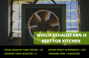 Best Exhaust Fans For Kitchen